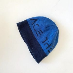 The North Face Winter Wool Blue Hat